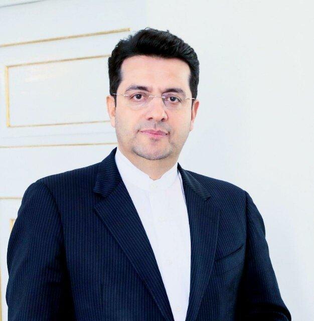 واکنش سخنگوی وزارت خارجه به ادعای پمپئو درباره دخالت ایران در امور ونزوئلا
