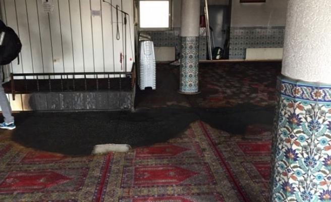 حمله به یک مسجد در آلمان