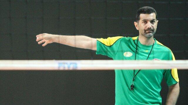 عطایی: تیم والیبال ایران بهتر از سالهای قبل است، باید روی تور بهتر دفاع کنیم