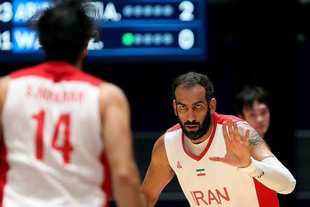 اعلام فهرست تیم ملی بسکتبال، حامد حدادی دعوت شد