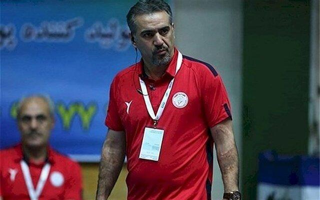سید عباسی: والیبال از داورزنی گذشته است، تصمیمات به داوری القاء شده اند
