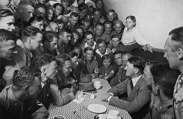 هیتلر با اروپا همان کاری را کرد که بقیۀ اروپایی ها با مستعمره هایشان می کردند