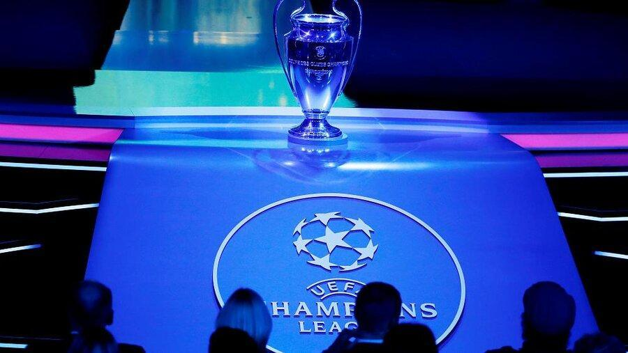 لیگ قهرمانان اروپا قرعه کشی شد ، گروه ها و تیم ها