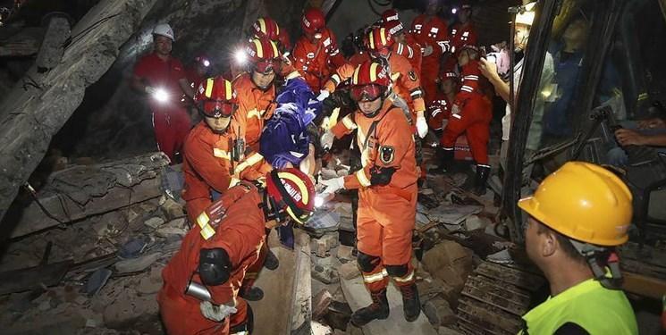 یک کشته و ده ها زخمی در نتیجه زلزله 5.4 ریشتری در چین