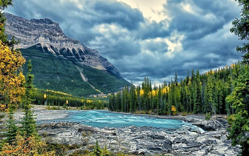 پارک ملی جاسپر، جایی عالی برای طبیعت گردی در کانادا