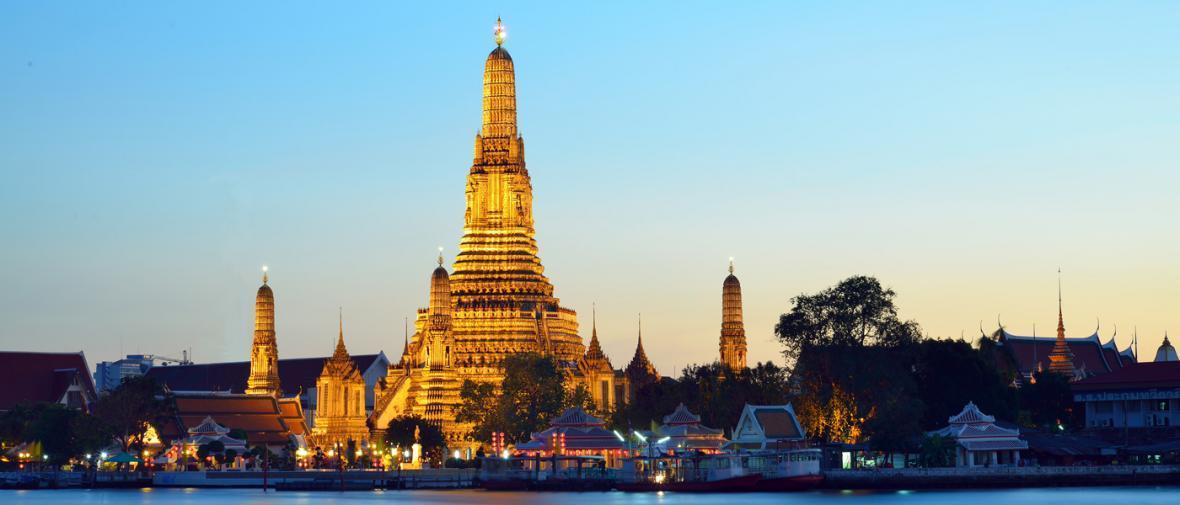 10 دلیلی که بانکوک رویای عاشقان طراحی است