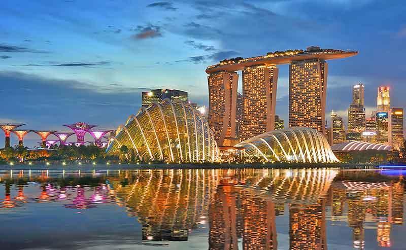 خرج و مخارج سفر به سنگاپور