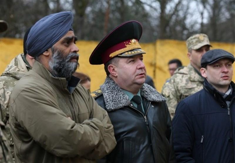 کانادا به دنبال آزادسازی فروش سلاح به اوکراین