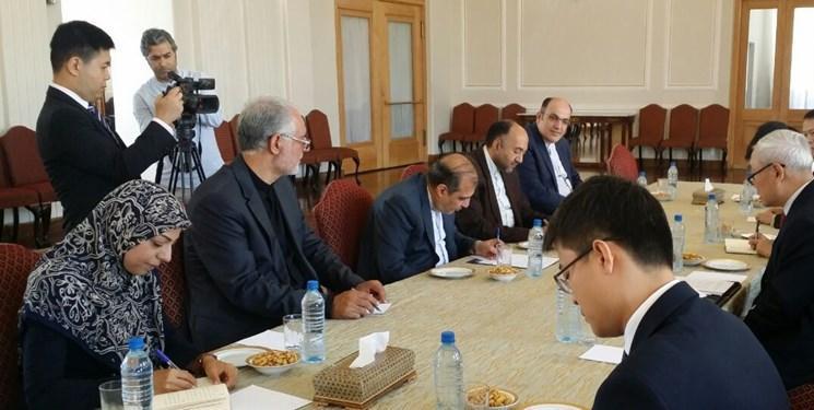 رایزنی نماینده ویژه دولت چین در امور سوریه با دستیار وزیر خارجه ایران