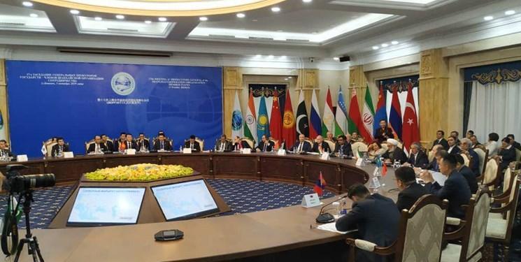 لزوم همکاری سازمان شانگهای با نهادهای منطقه ای برای مبارزه با مواد مخدر