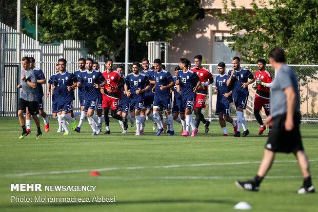 ترکیب تیم ملی فوتبال ایران برای دیدار با هنگ کنگ اعلام شد