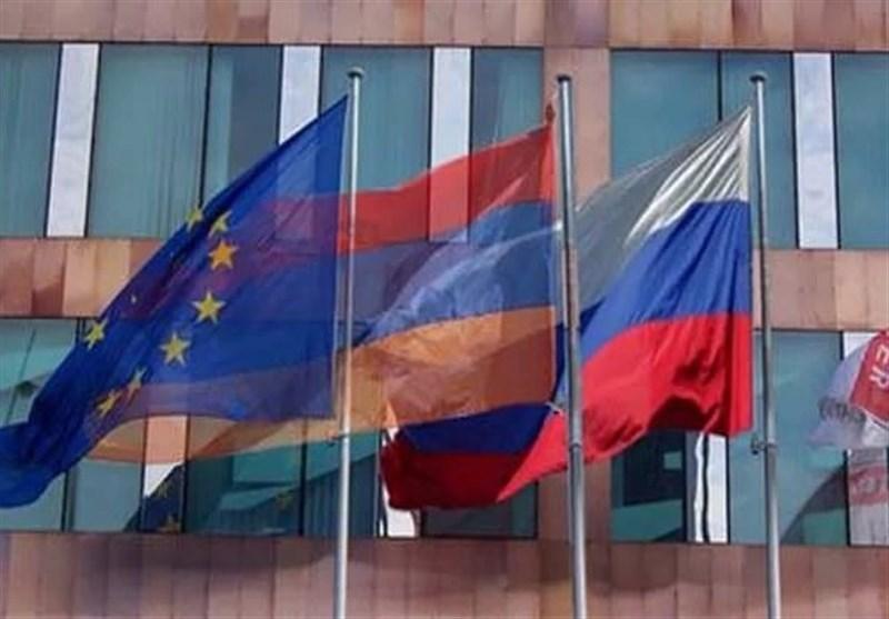 گزارش، ارمنستان در کشاکش روسیه، آمریکا و اتحادیه اروپا