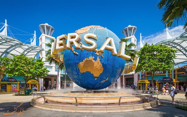 یونیورسال استودیوی سنگاپور، هیجان انگیزترین شهربازی آسیا