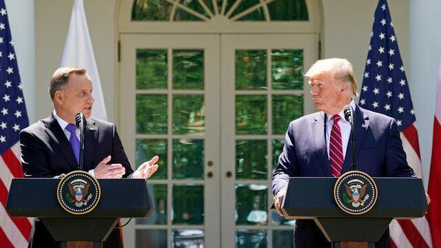 توافق ورشو و واشنگتن روی 6 سایت برای استقرار نیروهای آمریکایی