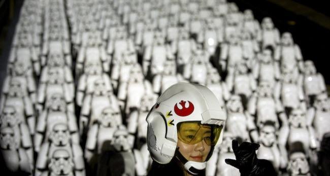 استقبال از فیلم جنگ ستارگان در چین، شاهدی بر رونق نمایش فیلم در این کشور
