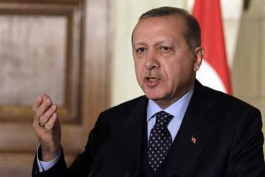 اردوغان روابط شخصی اش با ترامپ را دلیل حل اختلافات دانست