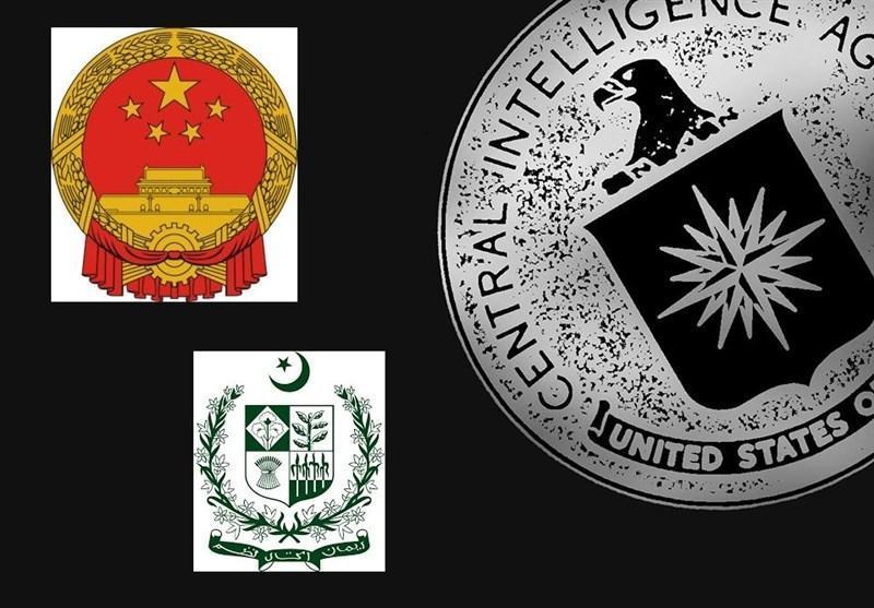 سیا: همکاری های اطلاعاتی-امنیتی چین و پاکستان افزایش یافته است