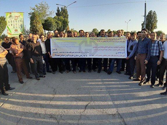 هماهنگی برای پرداخت حقوق کارگران هپکو از محل تسهیلات بانکی کارخانه