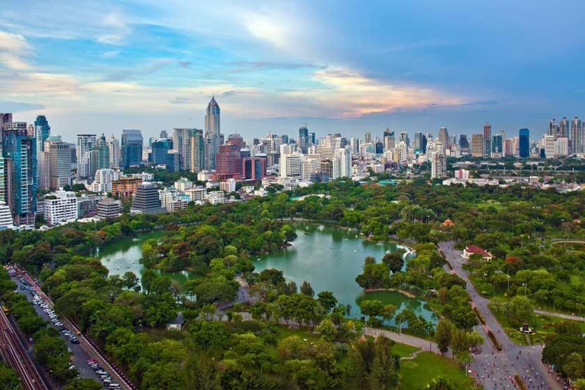 پارک لومپینی بانکوک، آرامشی میان شلوغی های شهر
