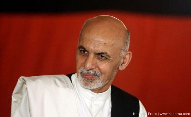 سفر 4 روزه رئیس جمهور افغانستان به چین