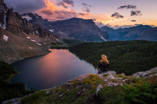 19 عکس شگفت انگیز از طبیعت کانادا