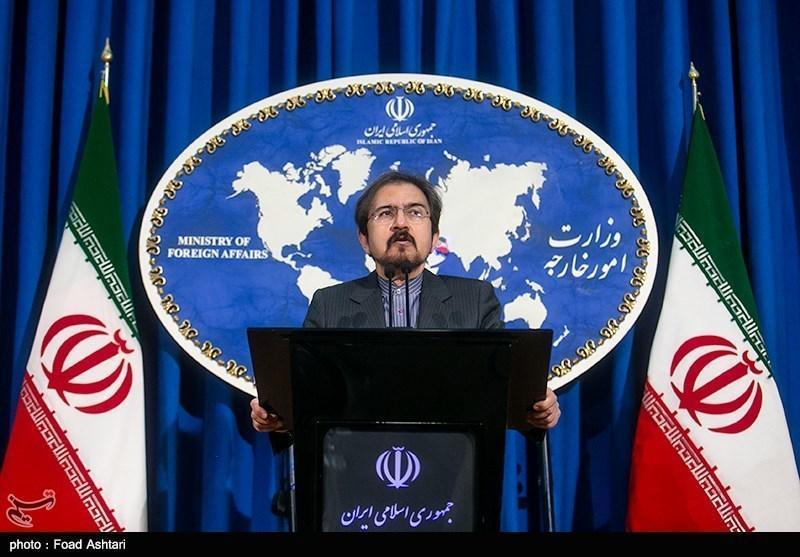 قاسمی: سفر وزیر خارجه عمان به تهران در چارچوب روابط دوجانبه است