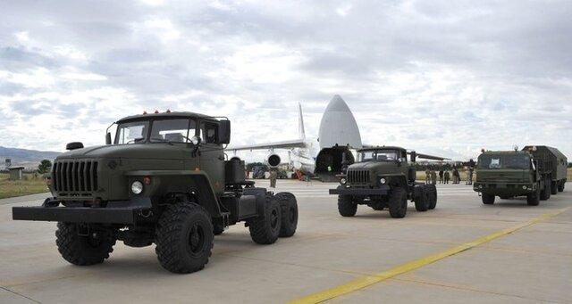 زمینه چینی روسیه برای فروش دومین سامانه اس-400 به ترکیه