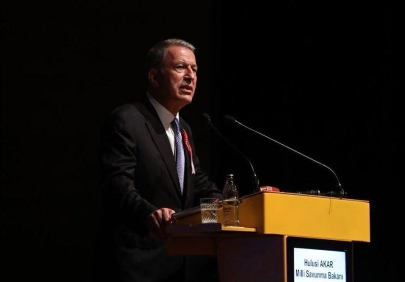 وزیر دفاع ترکیه: توافق سوچی جهت خود را به درستی دنبال می نماید