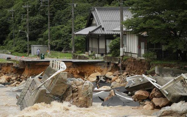 طوفان و سیلاب ویرانگر در ویتنام