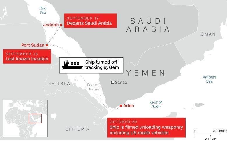 عملیات پنهانی آمریکایی ها در یمن لو رفت