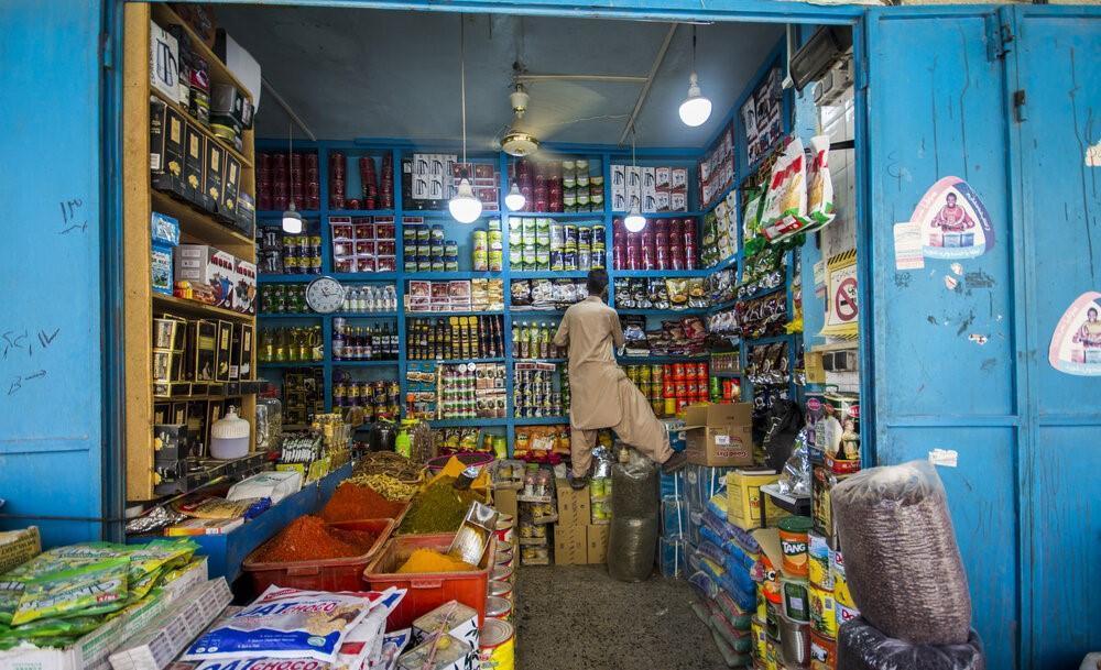 بازار چهارراه رسولی زاهدان Rasouli Market