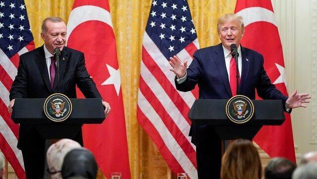 موشک های اس- 400، نسل کشی ارامنه و سوریه محور مذاکرات ترامپ و اردوغان
