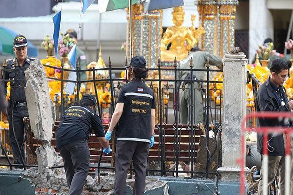 شناسایی یکی از مظنونین انفجار بانکوک