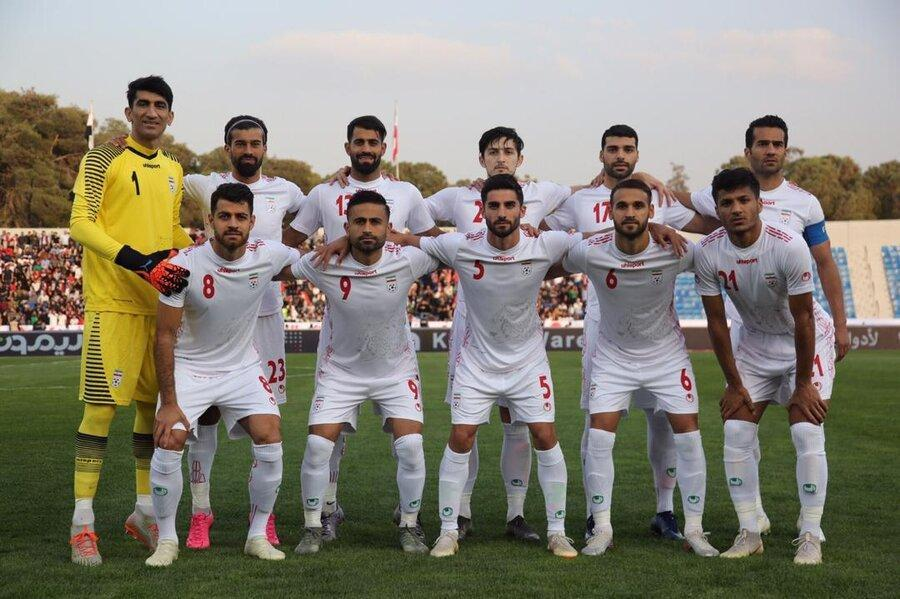 سقوط شش پله ای ایران در دنیا ، ژاپن صدرنشین فوتبال آسیا شد