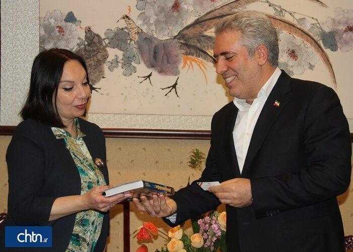 رابطه خوب سیاسی زمینه توسعه گردشگری تهران و ایروان را فراهم نموده است