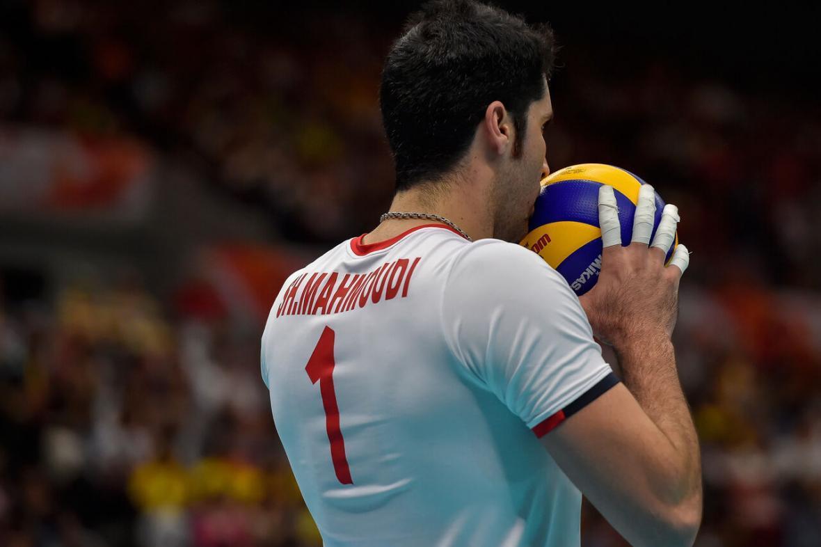 شهرام محمودی به تیم ملی والیبال دعوت شد