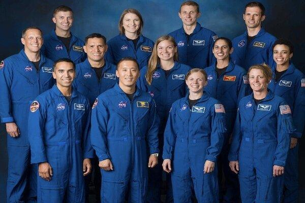 13 فضانورد برای سفر به ماه به ناسا پیوستند