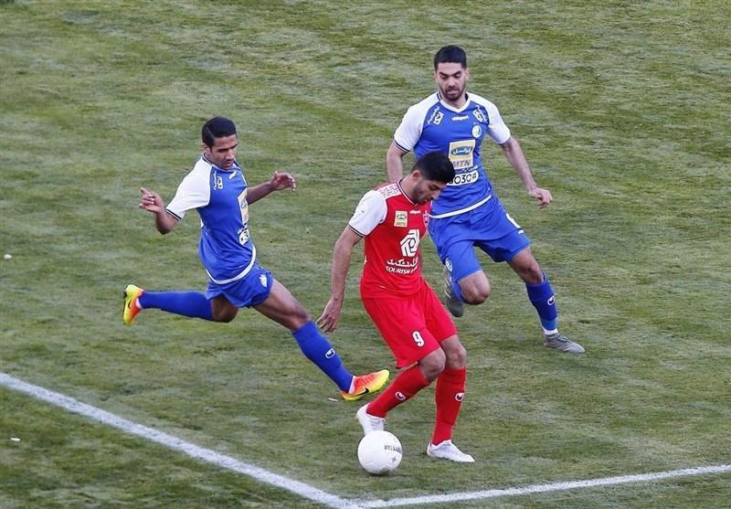 لیگ برتر فوتبال، تساوی پرسپولیس و استقلال در تقابل شماره 91، دربی زیبا برنده نداشت