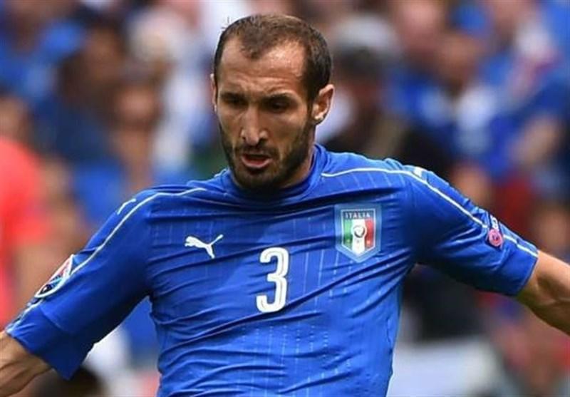 کیه لینی بازی حساس ایتالیا مقابل اسپانیا را از دست داد