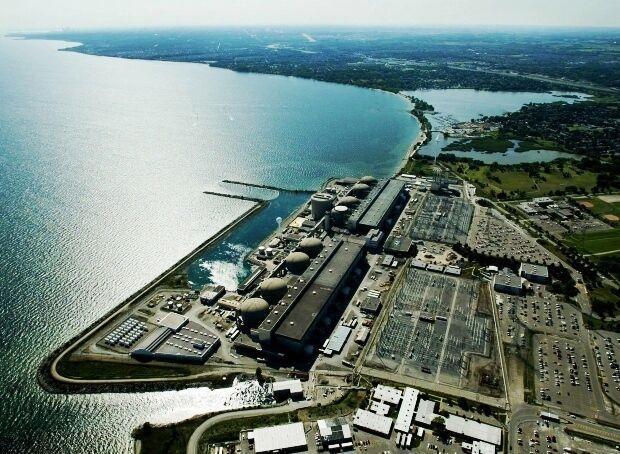 خبرنگاران وقوع حادثه در نیروگاه هسته ای کانادا