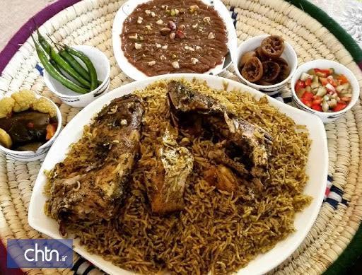معرفی غذاهای محلی بوشهر در فضای مجازی