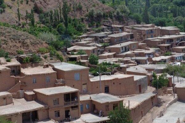 آغاز دوباره بازسازی بافت تاریخی روستای روئین