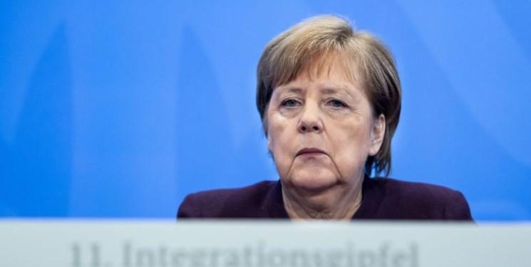 صدراعظم آلمان، قتل جورج فلوید را محکوم کرد