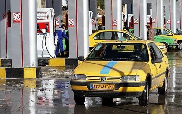 طرح رایگان گازسوز کردن خودرو های عمومی کلید خورد
