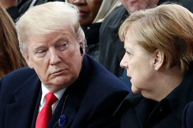 خبرنگاران بلومبرگ: آلمان در حال آنالیز اقدامات متقابل علیه تحریم های احتمالی آمریکا است