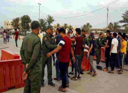 اعتراضات در کربلا و نجف
