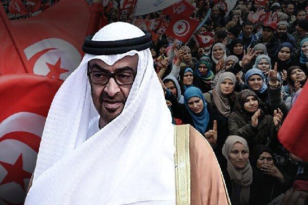 نقش مخرب محور سعودی اماراتی در تونس و لیبی