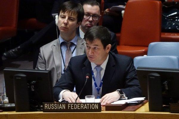 مقام روس: دنیای آمریکا مبتنی بر قانون جنگل است