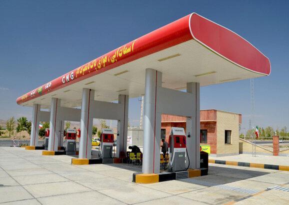 کمبود مخزن CNG در زنجان نداریم