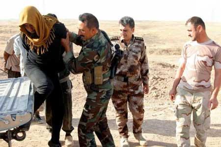 24 داعشی در عراق دستگیر شدند